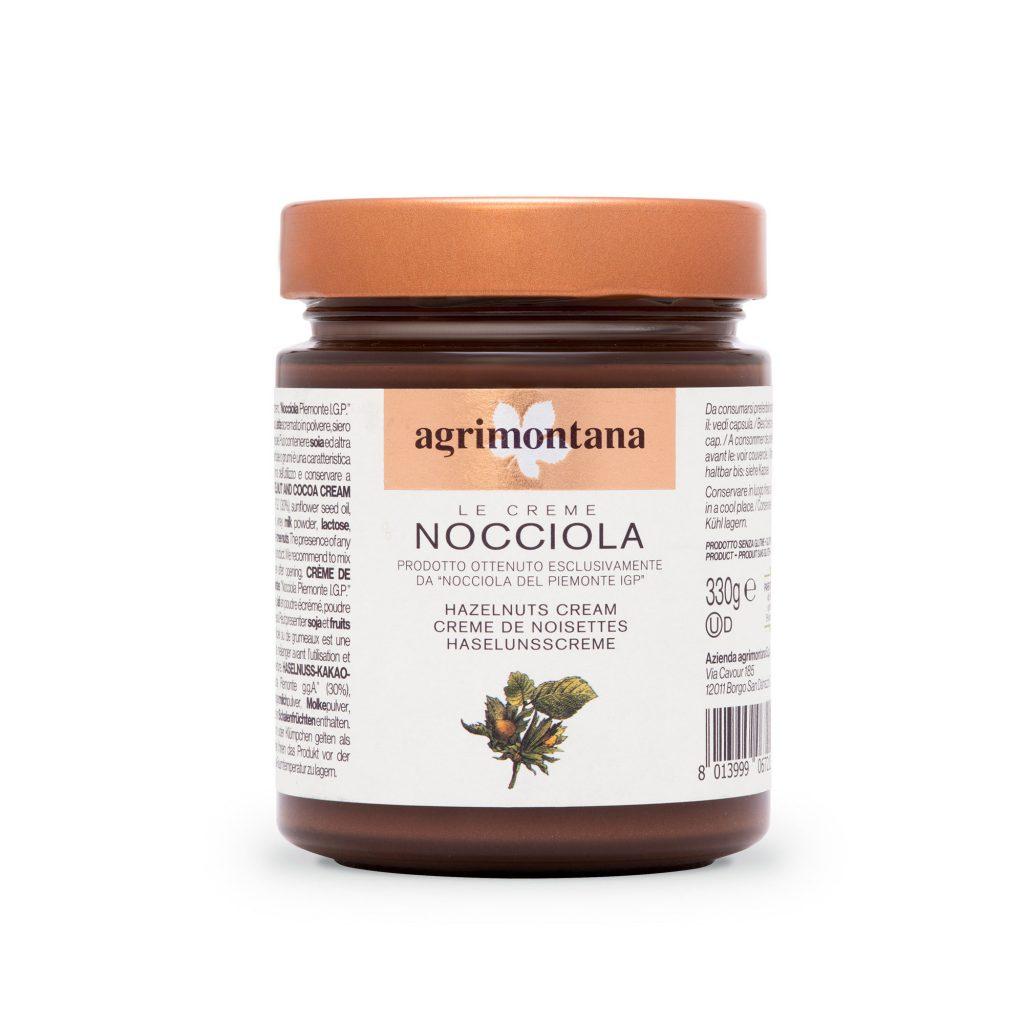Crema Nocciole Piemonte IGP